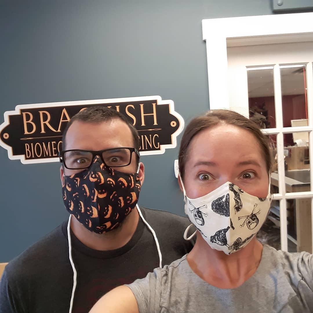 Brackish Biomechanical Bracing - Team